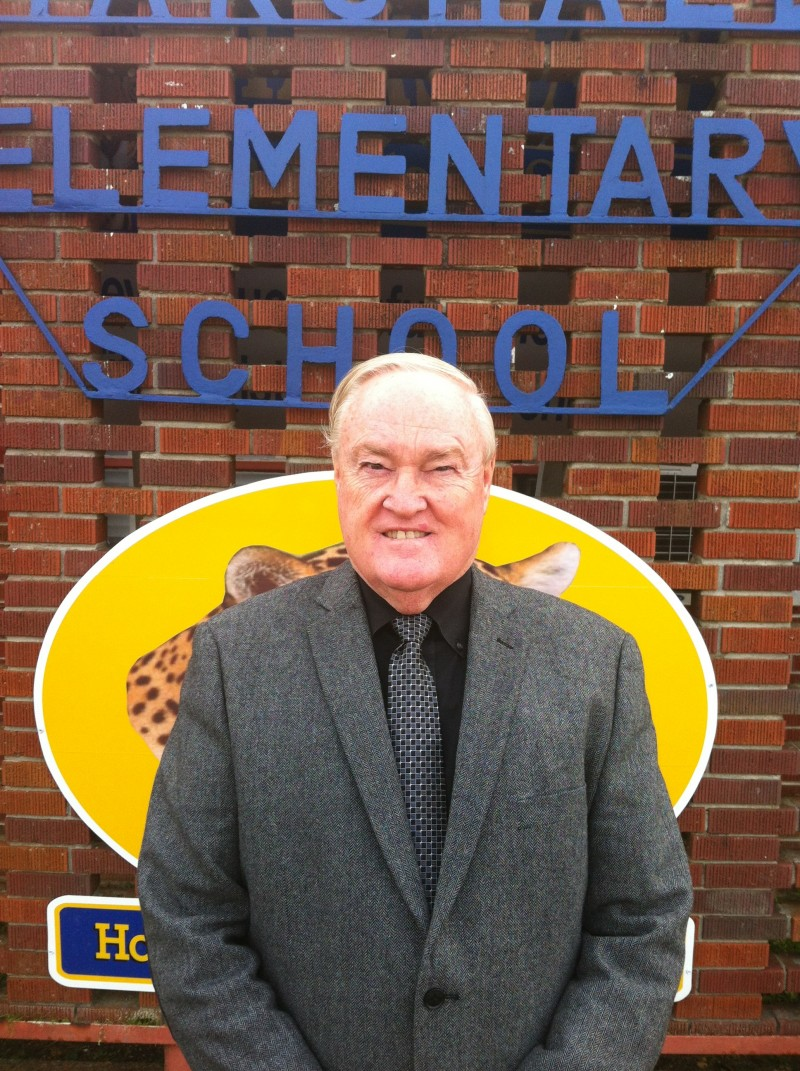 Billy Joe Ferguson is in his fourth term as superintendent, but only receives a pension in order to save his struggling district money.