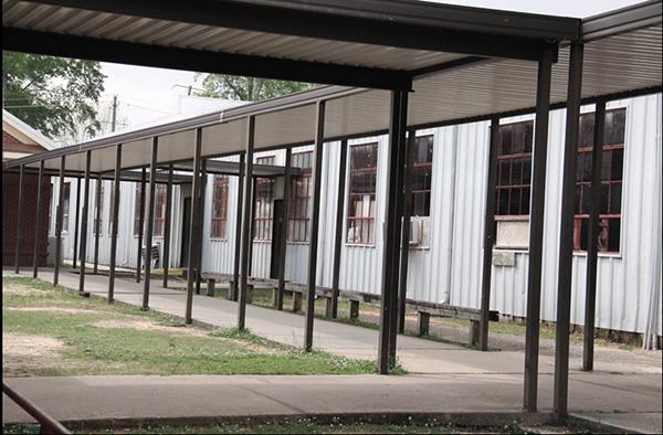 In a 2013 tour of the Richton School District, superintendent Noal Cochran, superintendent said more funding would help him upgrade his schools, which were built with materials containing asbestos during the late 1950's and early 1960's.