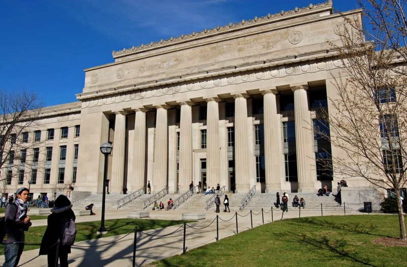 Residents who graduated from high school 10 or more years ago are not eligible for state tuition assistance at Michigan public colleges and universities, like the University of Michigan, pictured.