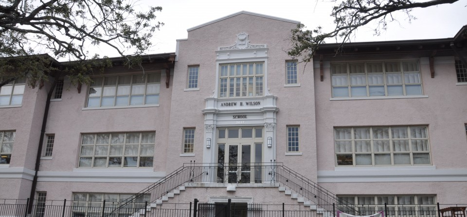 Andrew H. Wilson Charter School will open under new management this fall. Earlier this year the state school board decided the school needed a new charter operator.