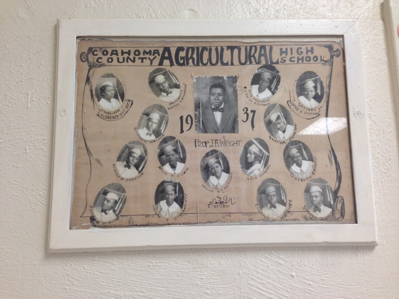 Aggie, the recently revamped Coahoma Agricultural High School, has a long history stretching back to 1924.