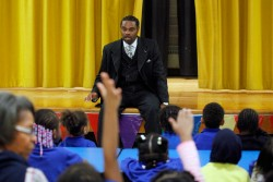 At Quitman Street Renew School in Newark, Principal Erskine Glover faces the ongoing challenge of keeping the right teachers in place.