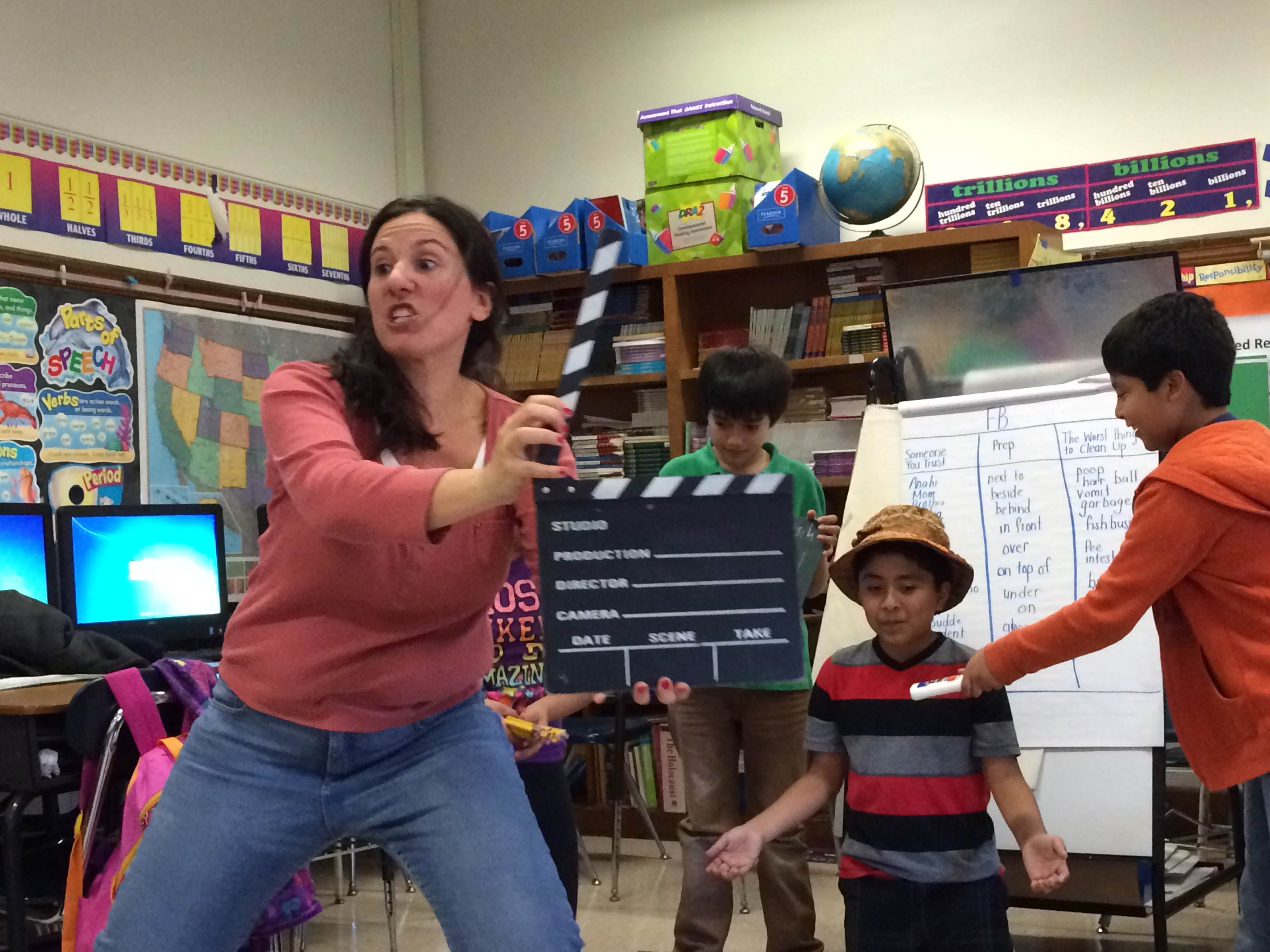 Theater Helps English Learners Master Common Core But Can It Close