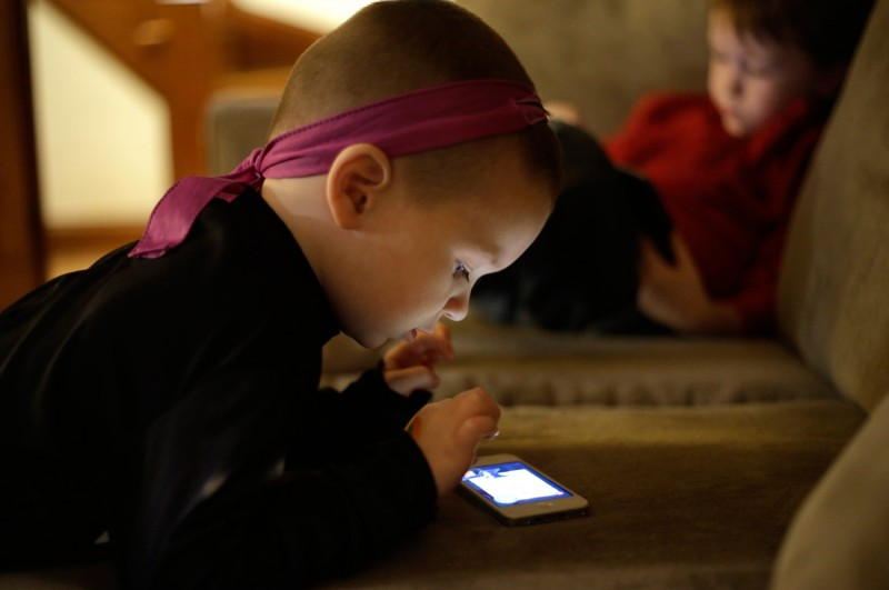 Many low-income families get on the Internet with smartphones or tablets. That matters. Here's why