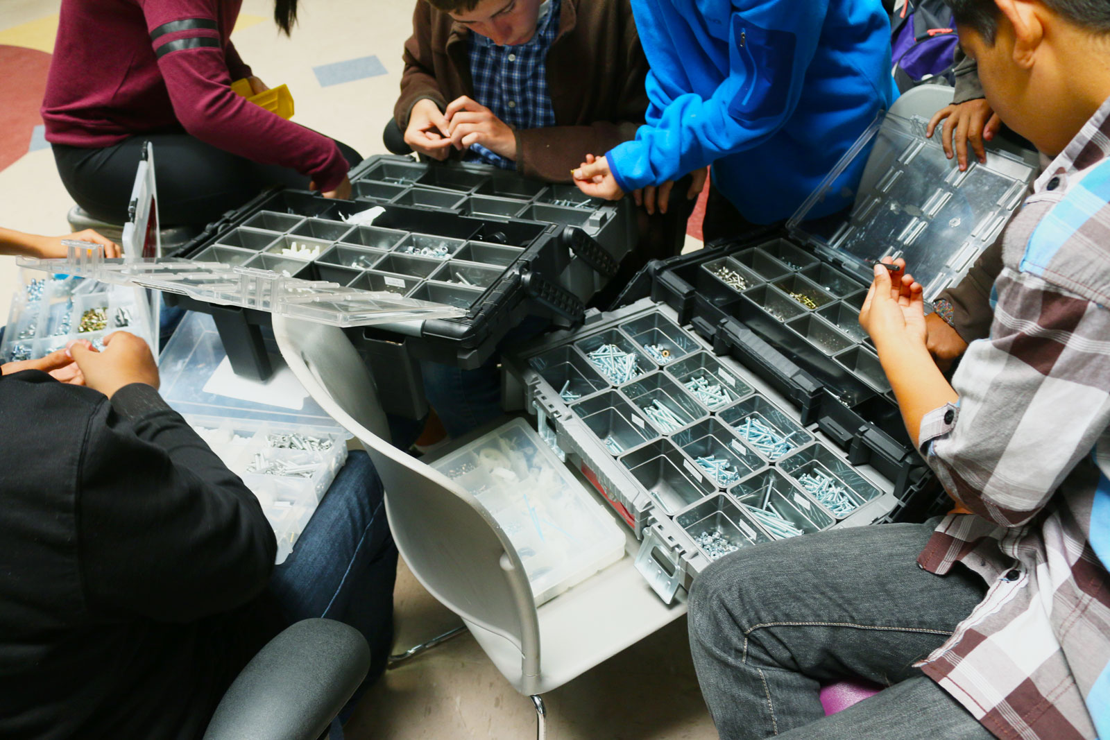 Hands On High School Prepares Students For The Real World And Jobs