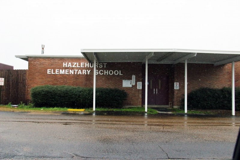 Hazlehurst Elementary is one of three schools that make up the Hazlehurst School District, which has previously relied on teachers from Teach For America to fill vacant teacher positions.