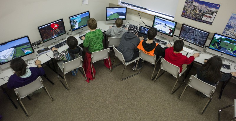 critical thinking video games college