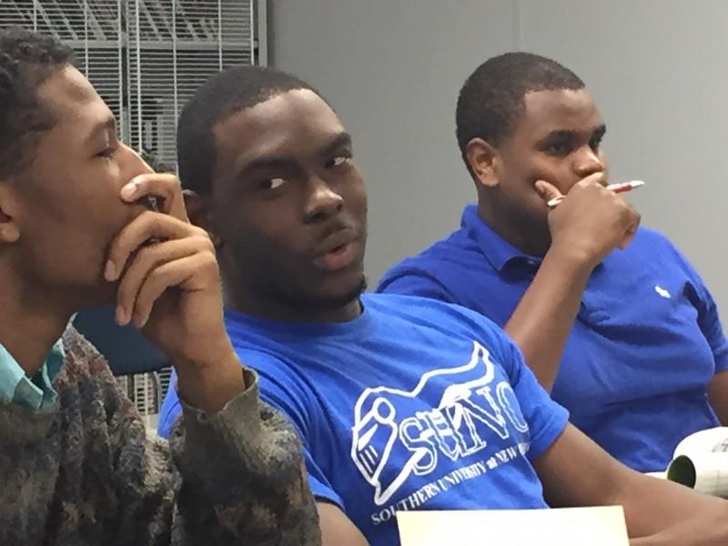 Decriminalizing School Discipline: Why Black Males Matter ...