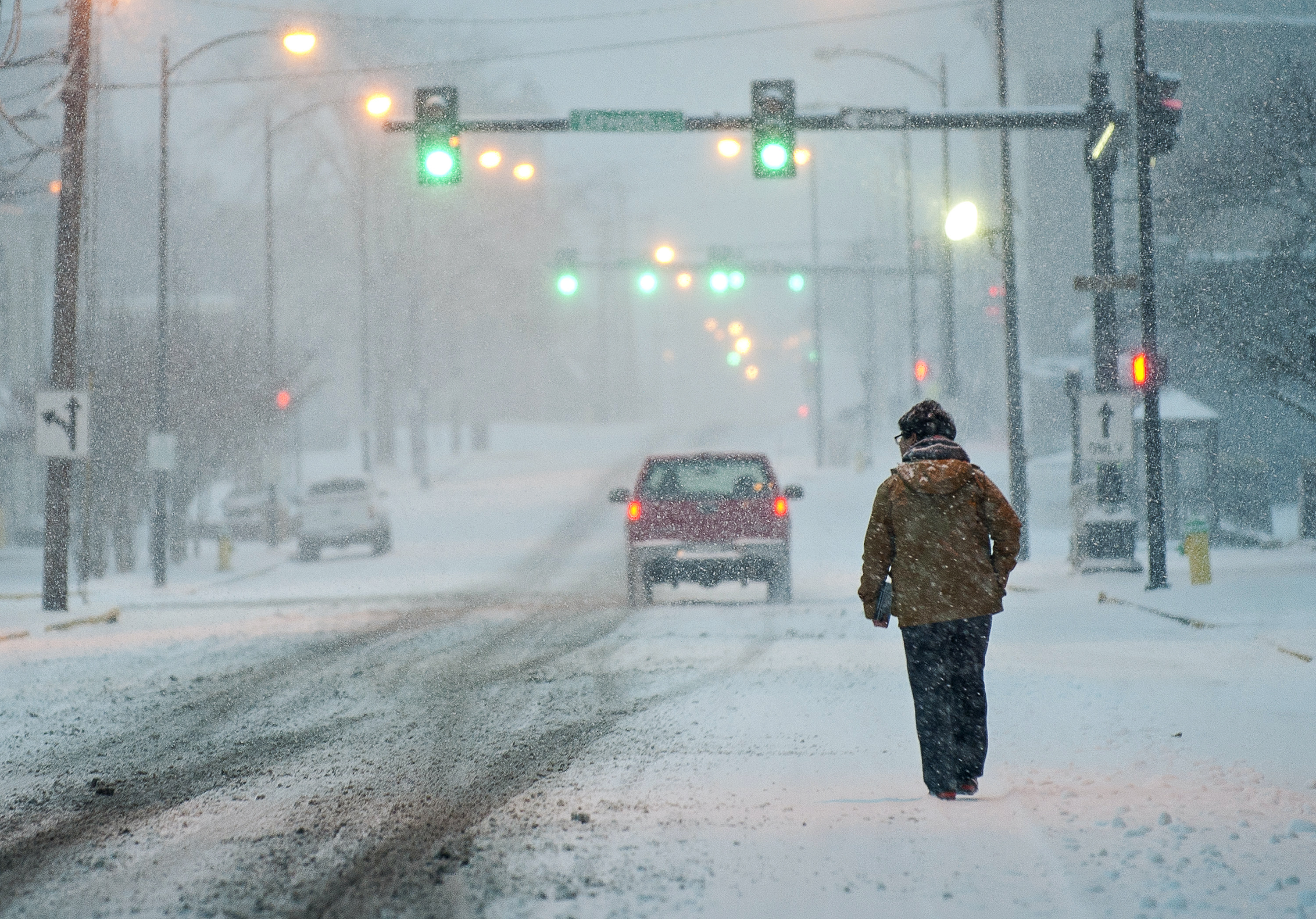 How one school district uses snow days to teach students