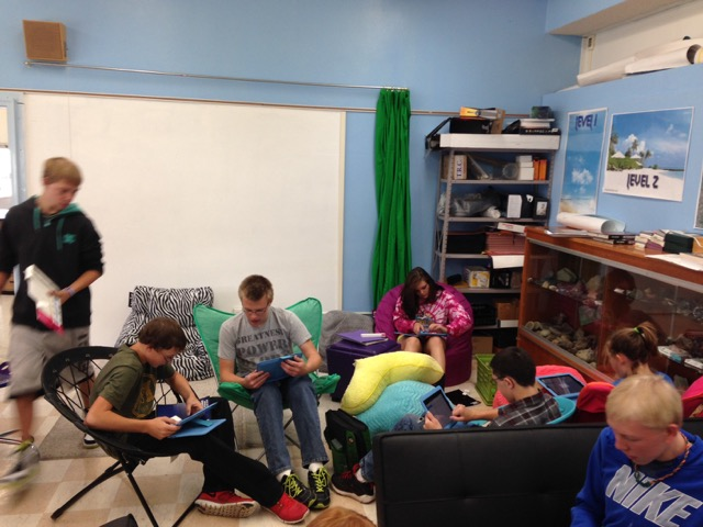 Private groups step in to show teachers how to use technology in ...