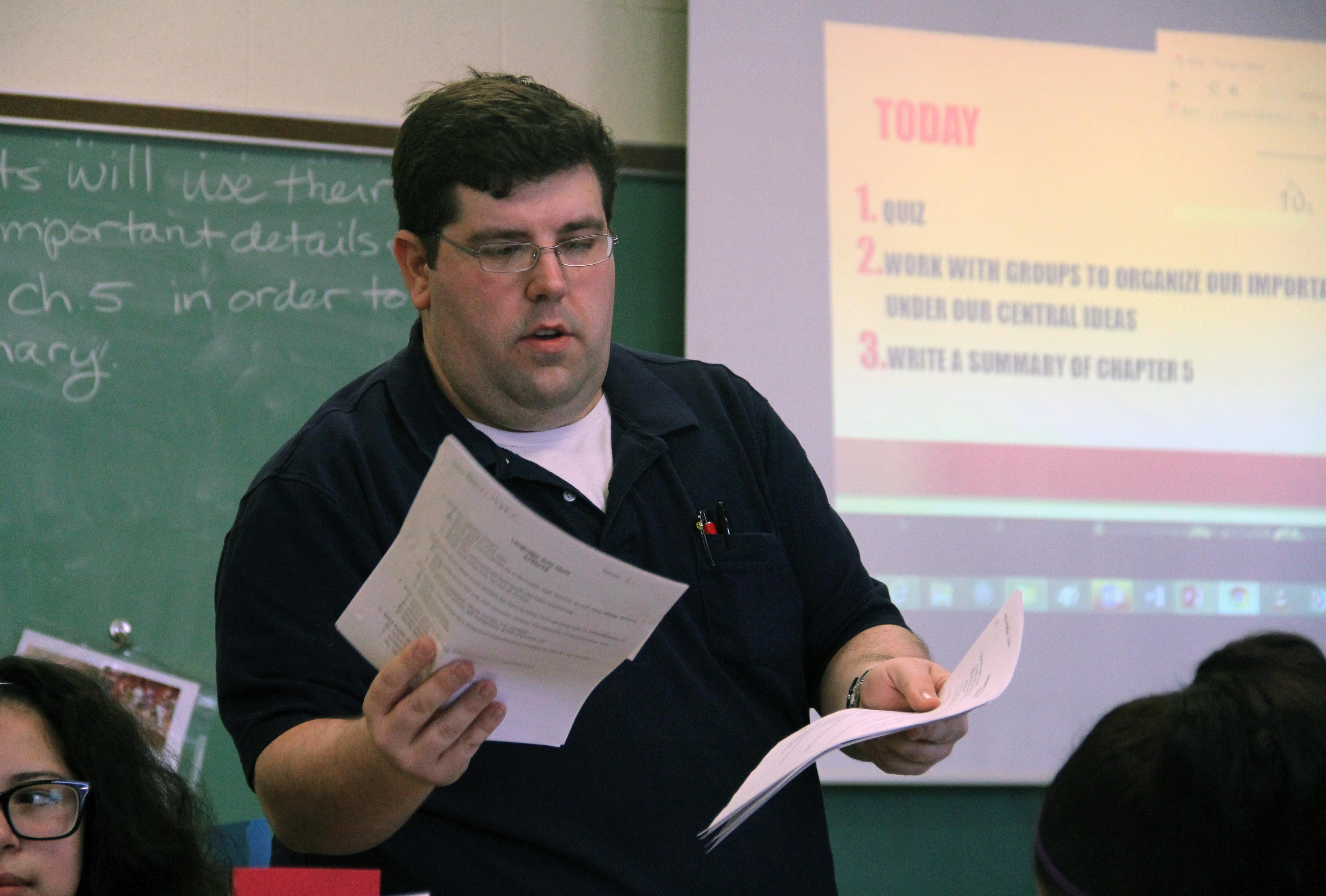 speech on if i were a teacher