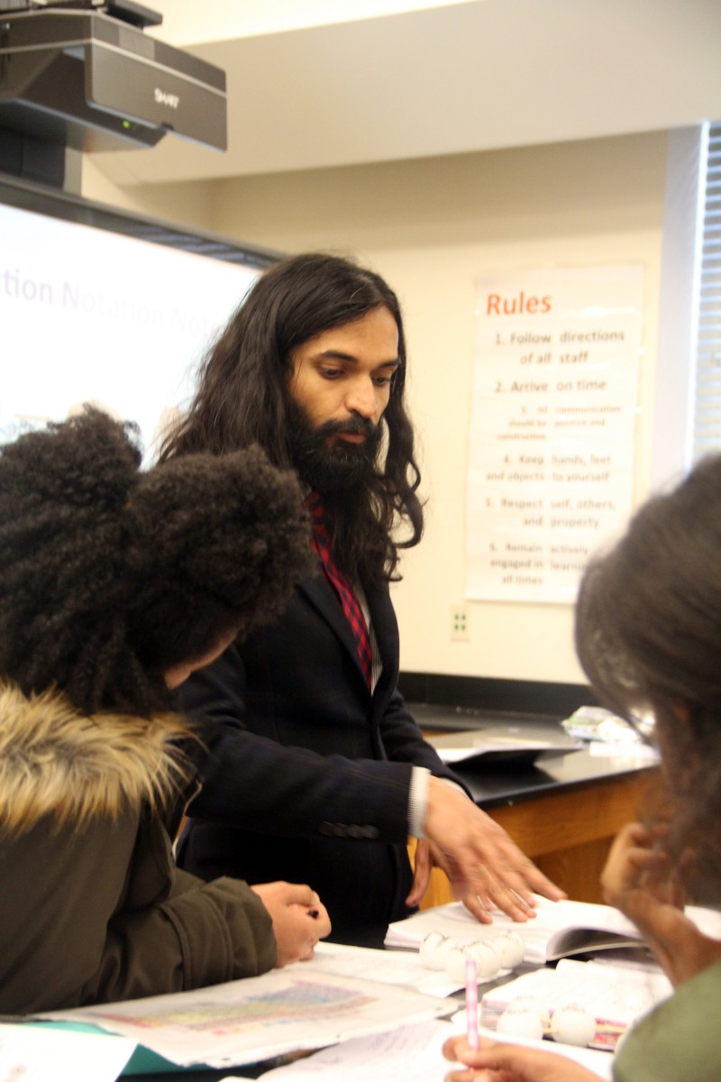 An Effective But Exhausting Alternative >> The Exhausting Life Of A First Year Teacher The Hechinger Report