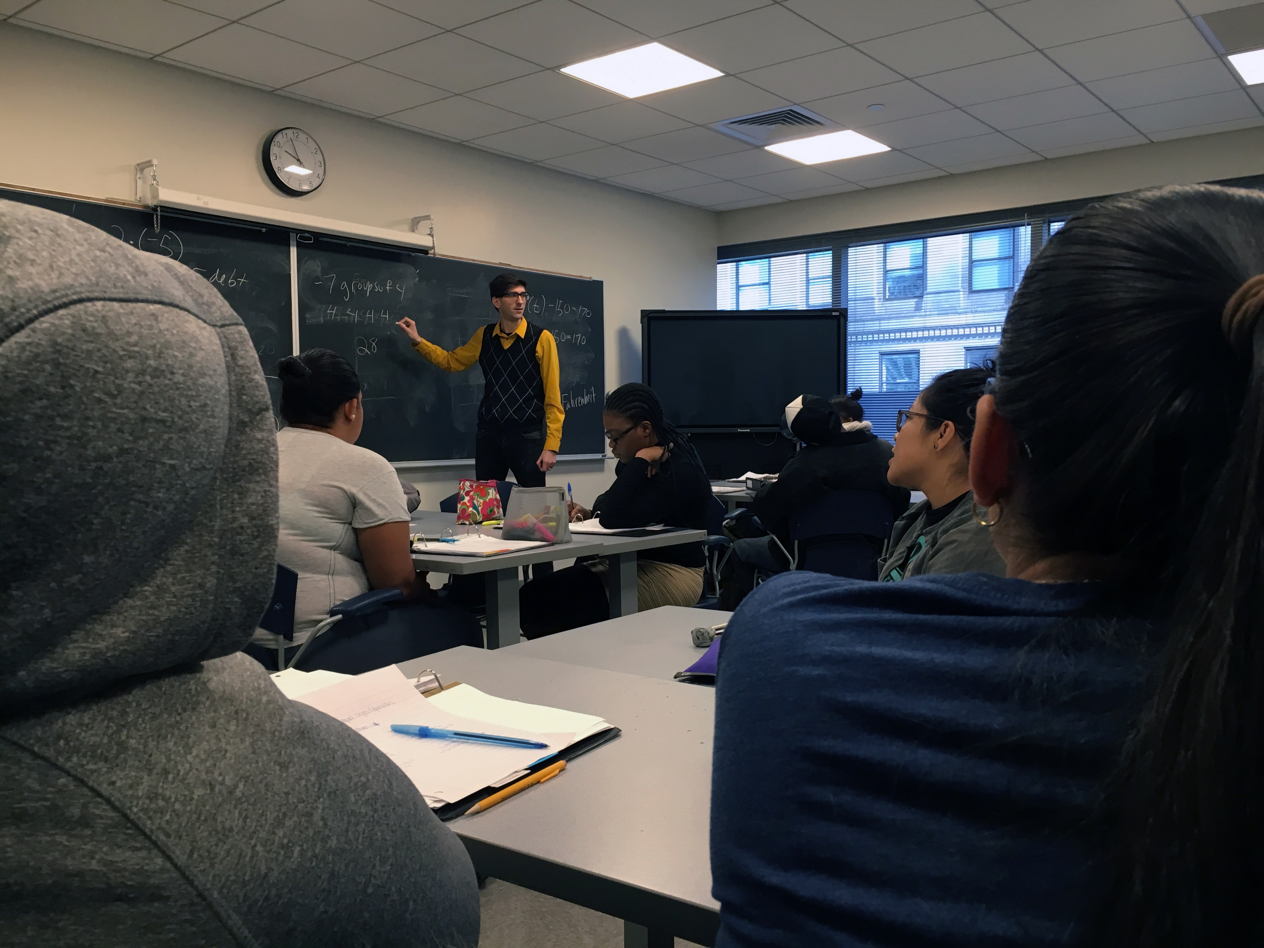 High number of students failing college math spurs overhaul