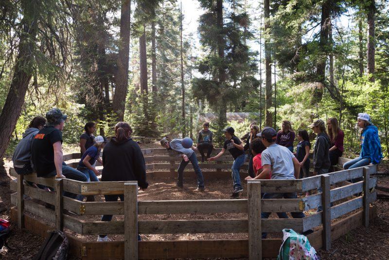Voters Guarantee Public School Kids A Week In The Woods The