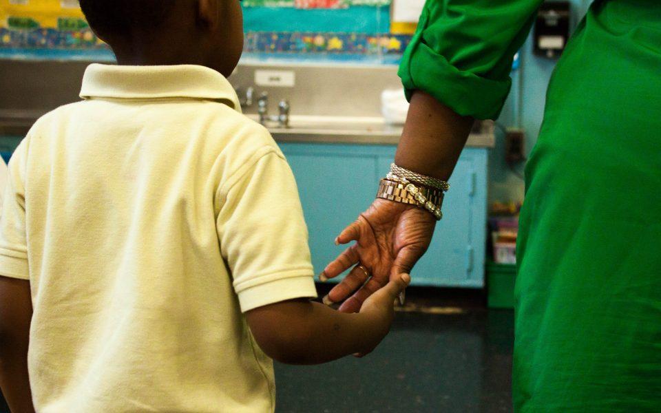 What do preschool teachers need to do a better job?