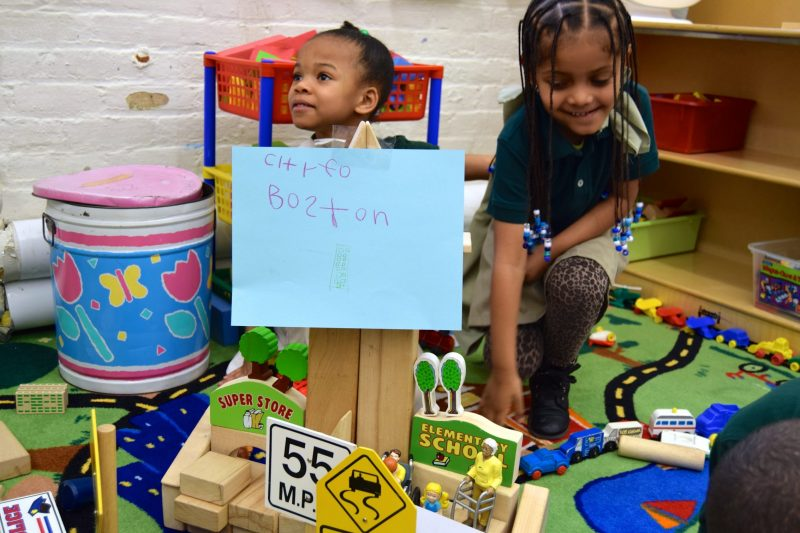 "New research finds ""Magic 8"" preschool classroom practices"