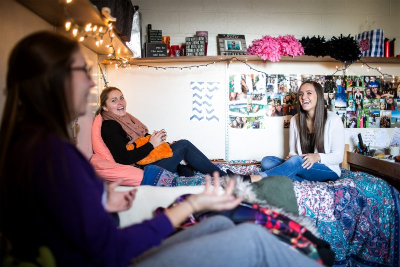 The business decision segregating college students by income and race
