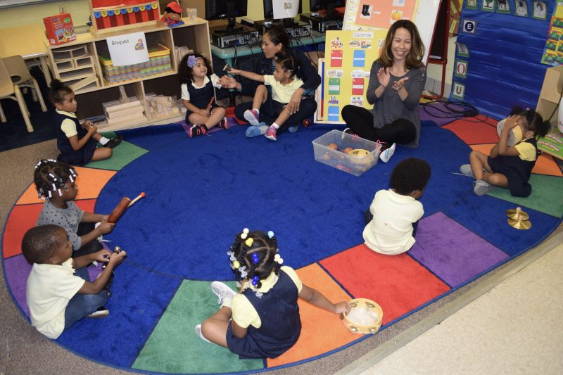 Dual-language programs benefit disadvantaged black kids, too, experts say - The Hechinger Report