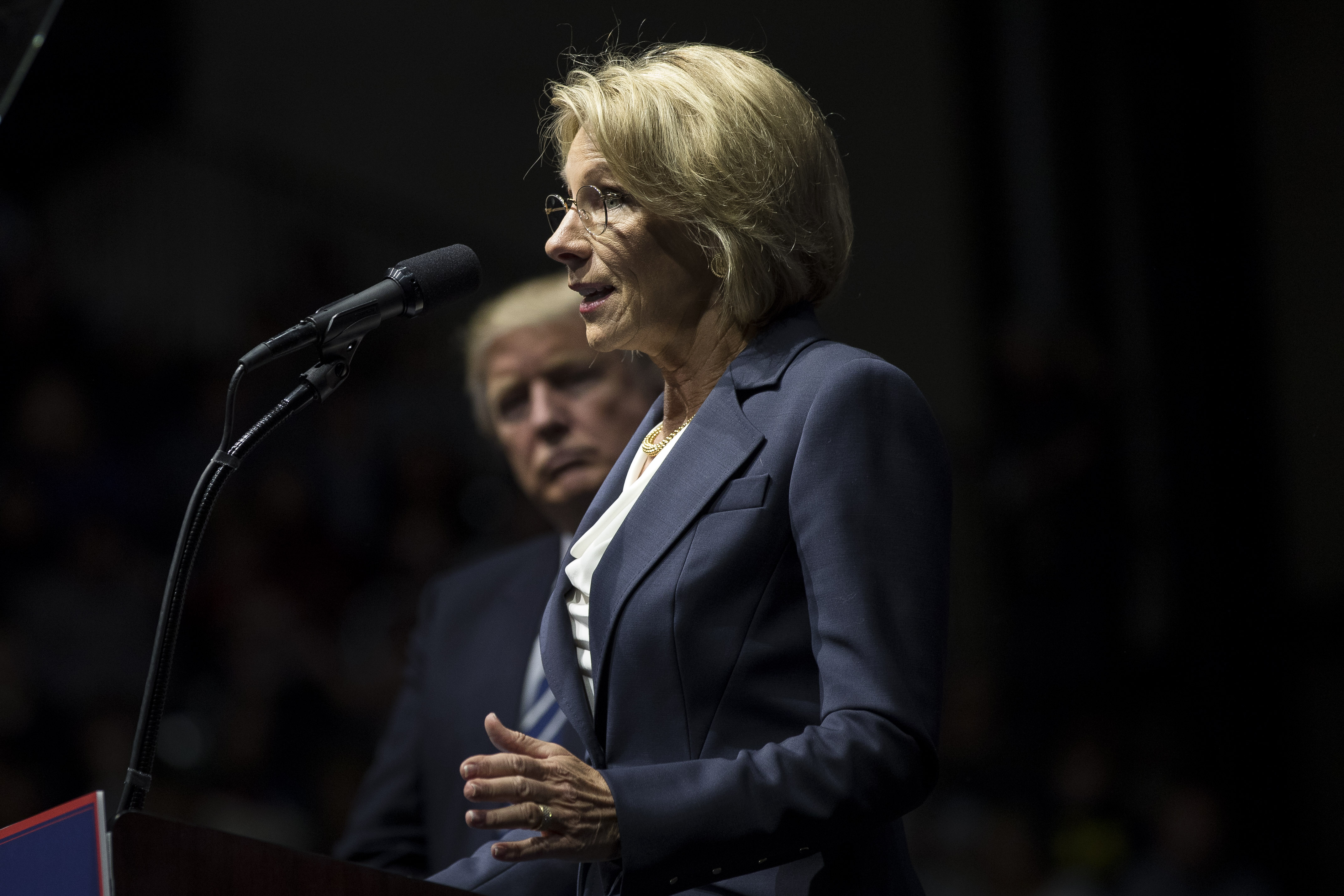 Betsy Devos Has Rural Problem Column >> Opinion Five Misconceptions About Michigan Education And Betsy