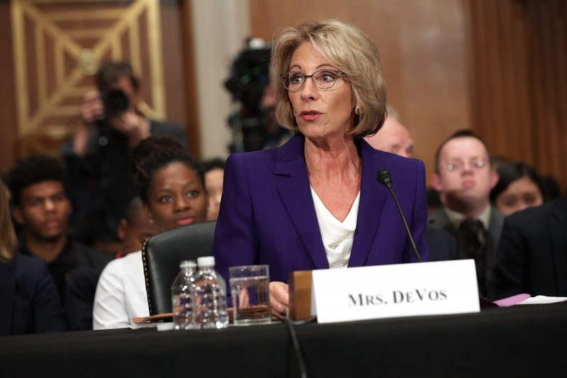 Democrats Demand Betsy Devos Reveal >> How Would Betsy Devos Impact Education In Mississippi The