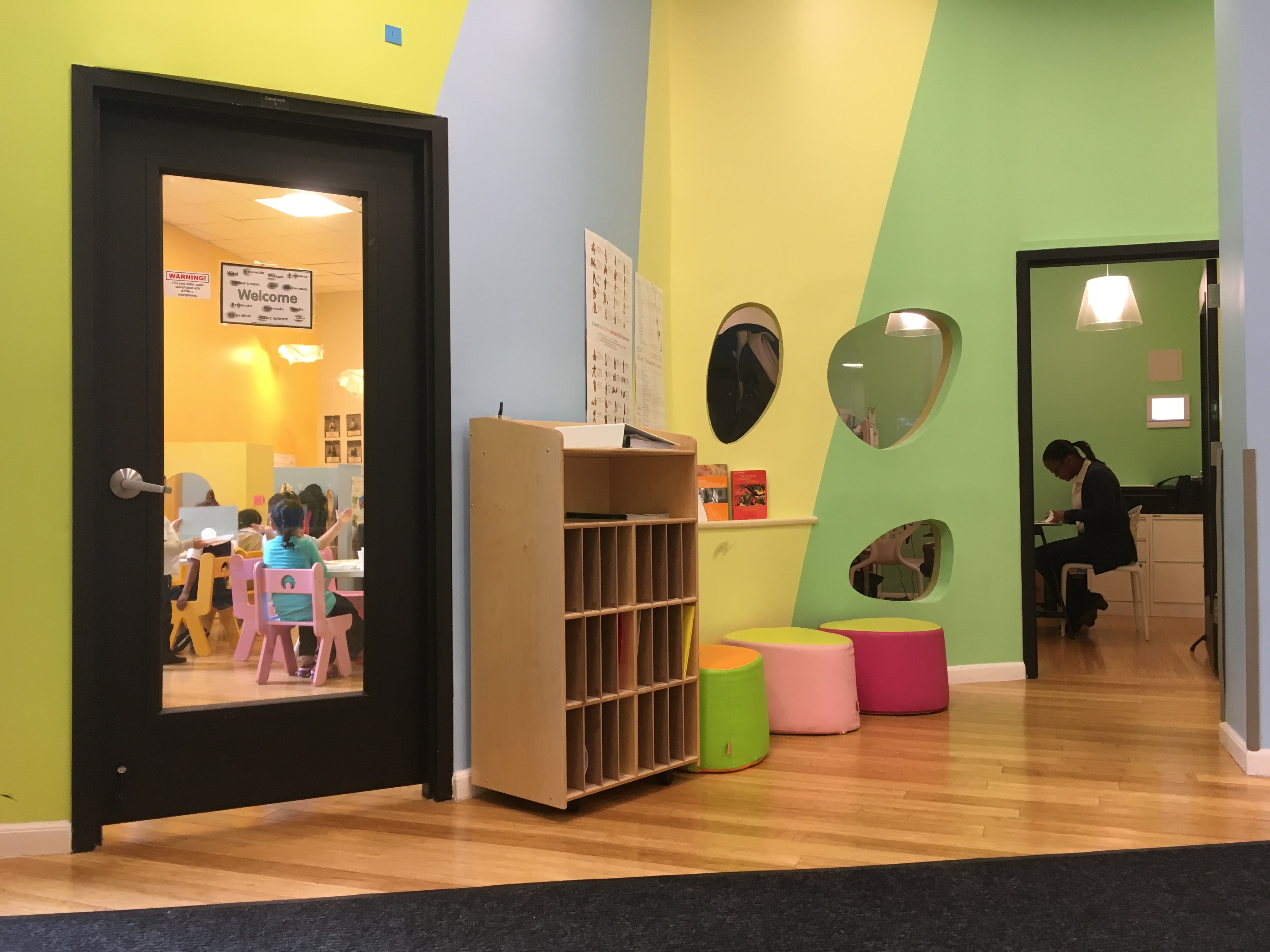 Classroom Design Colors ~ Can private pre k for all providers survive in new york