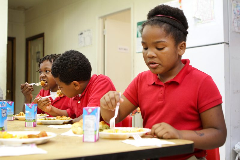 Trump S Proposed After School Cuts Could Lead To More Hungry Kids