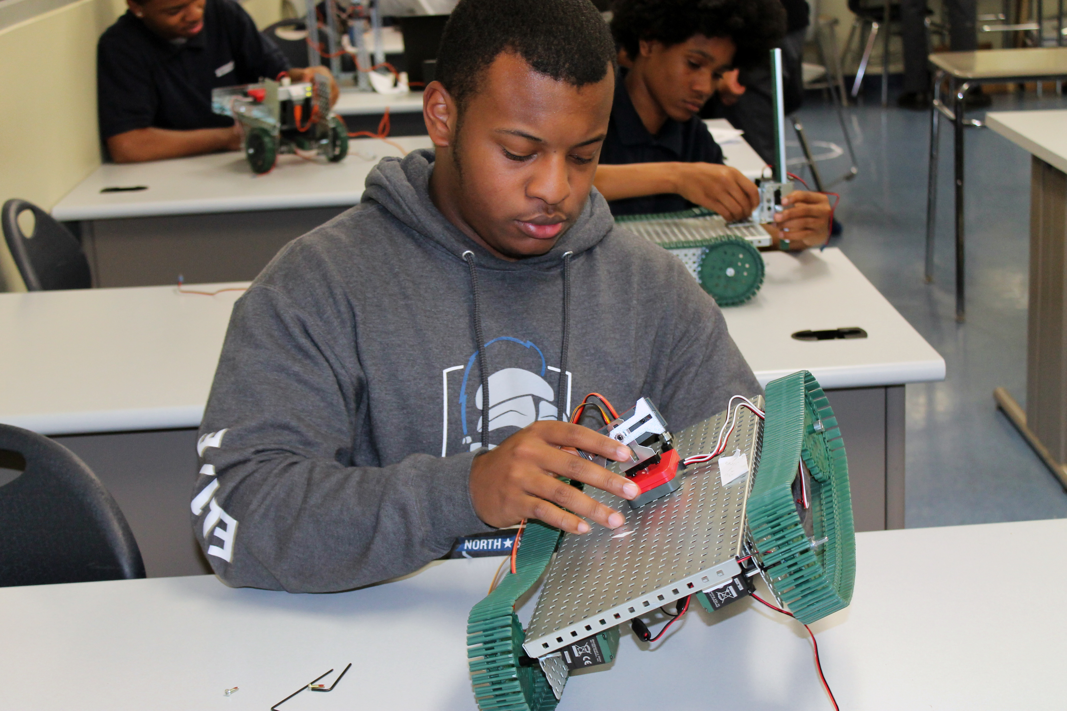 How to program greater diversity among Mississippi's computer science grads