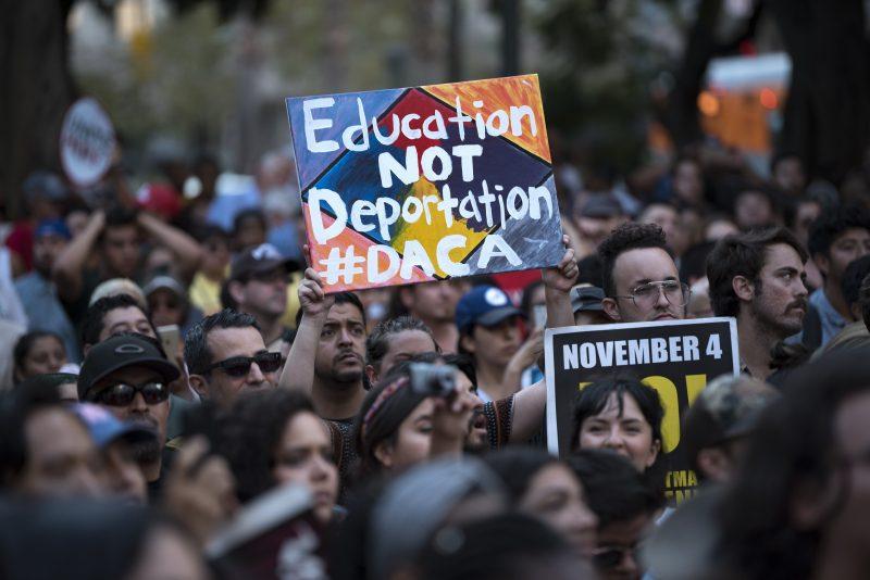 California's Attorney General to Sue Trump Administration Over DACA