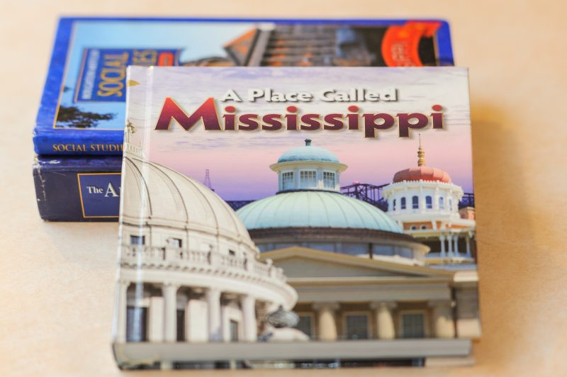 "David Sansing, author of ""A Place Called Mississippi,"" says it's important that textbooks talk about the bad as well as the good in Mississippi's history, to more fully inform students."