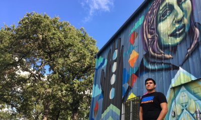 Juan Belman, age 24, 2017 graduate of University of Texas at Austin.