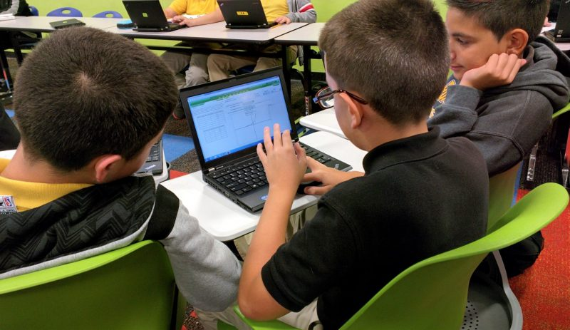 As students spend more time on digital devices in school, data security becomes increasingly important.