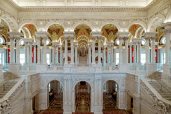 Great Hall, Library of Congress, Washington, D.C.