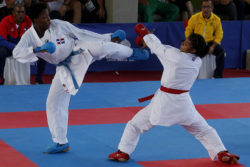 A karate match like this one illustrates many of the tenets of personalized learning.