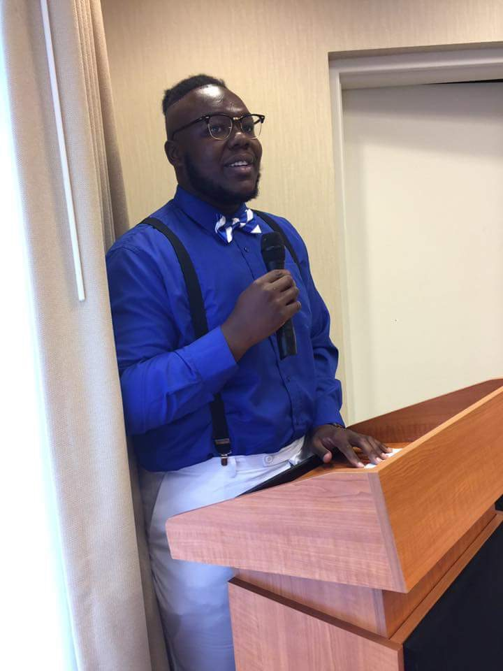 Georgia Tech freshman Keandre Williams finds the school's Office of Minority Educational Development valuable, but says Georgia Tech needs to do a better job of letting students know about such resources.