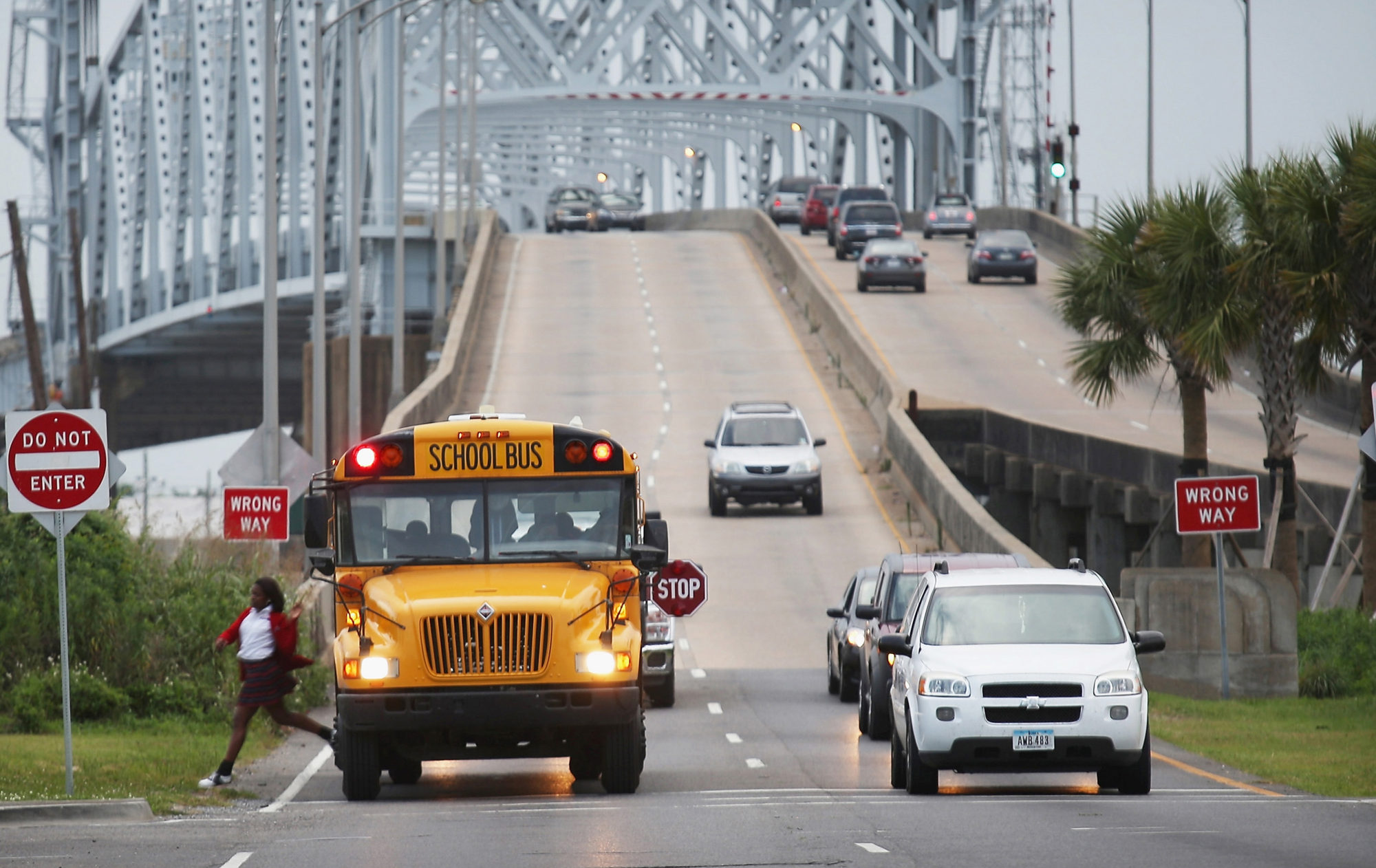Tolerating failing schools in New Orleans — so long as they're for black kids
