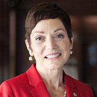 Photo of Julie E. Wollman