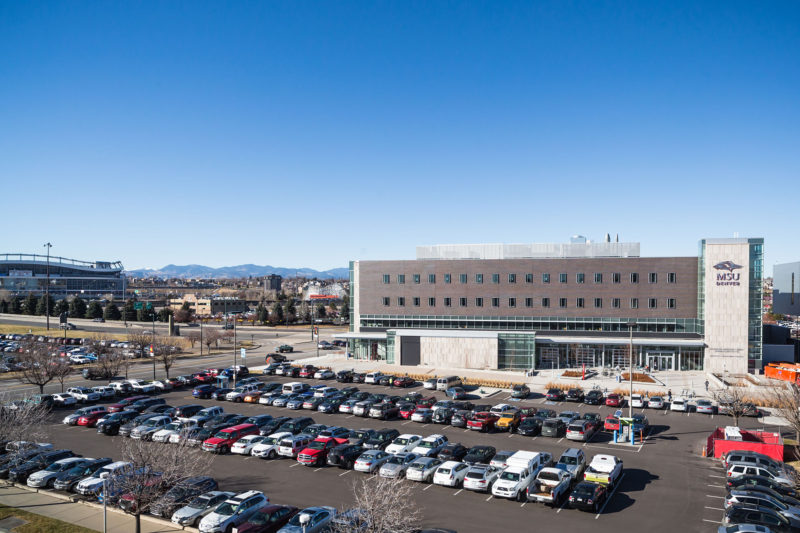 Metro State University's new Advanced Manufacturing Sciences Institute, a $60 million collaboration between the university and Colorado employers.