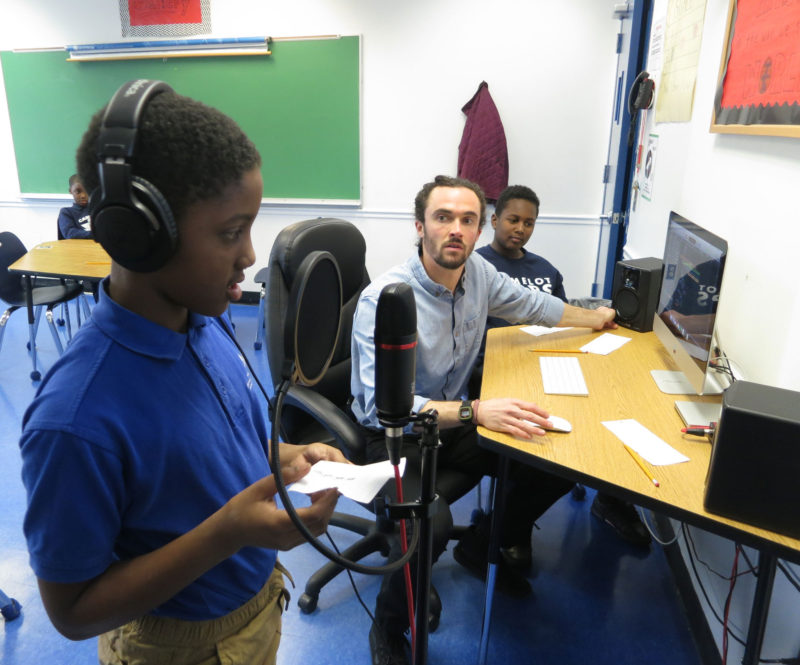 TEACHER VOICE: How hip-hop erased these young students' unfair, bad