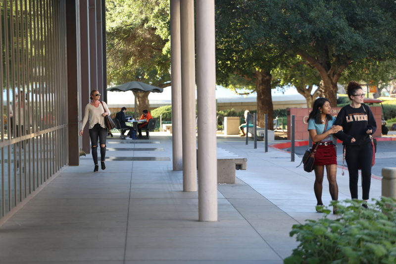 The University of La Verne near Los Angeles. The university makes it easier than most private colleges for students to transfer from other institutions.