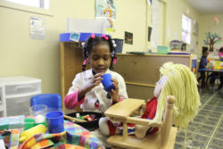 MaderEarlyEdSTEM: Researchers say various types of play teach children important concepts relating to science, technology, engineering and math.