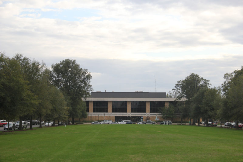 Delta State University in Cleveland, Mississippi. The state's public universities now rely more on tuition than appropriations for funding.