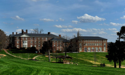 Sweet Briar College in Virginia. The liberal arts college was saved from closing only by the intervention of alumni and others.