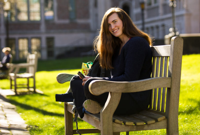 "Piper Driskell is on track to graduate this spring from the University of Washington, but almost didn't because she didn't know she had to fill out a ""graduation application."""