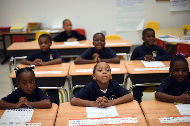 san francisco 12a51 8e723 Students at a charter school near Washington, D.C.