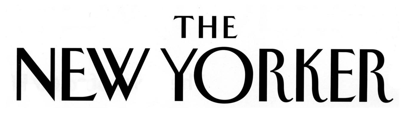 Photo of The New Yorker