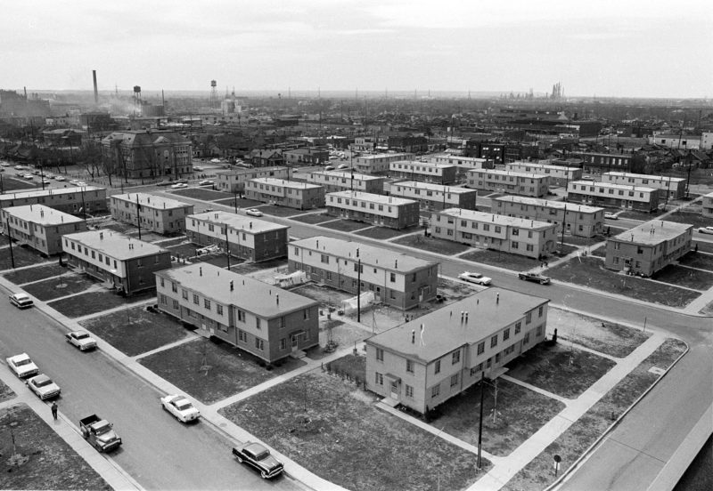 Over 80 percent of housing units in East St. Louis were built before 1980. Residents say finding safe and affordable housing is one of the community's biggest issues.