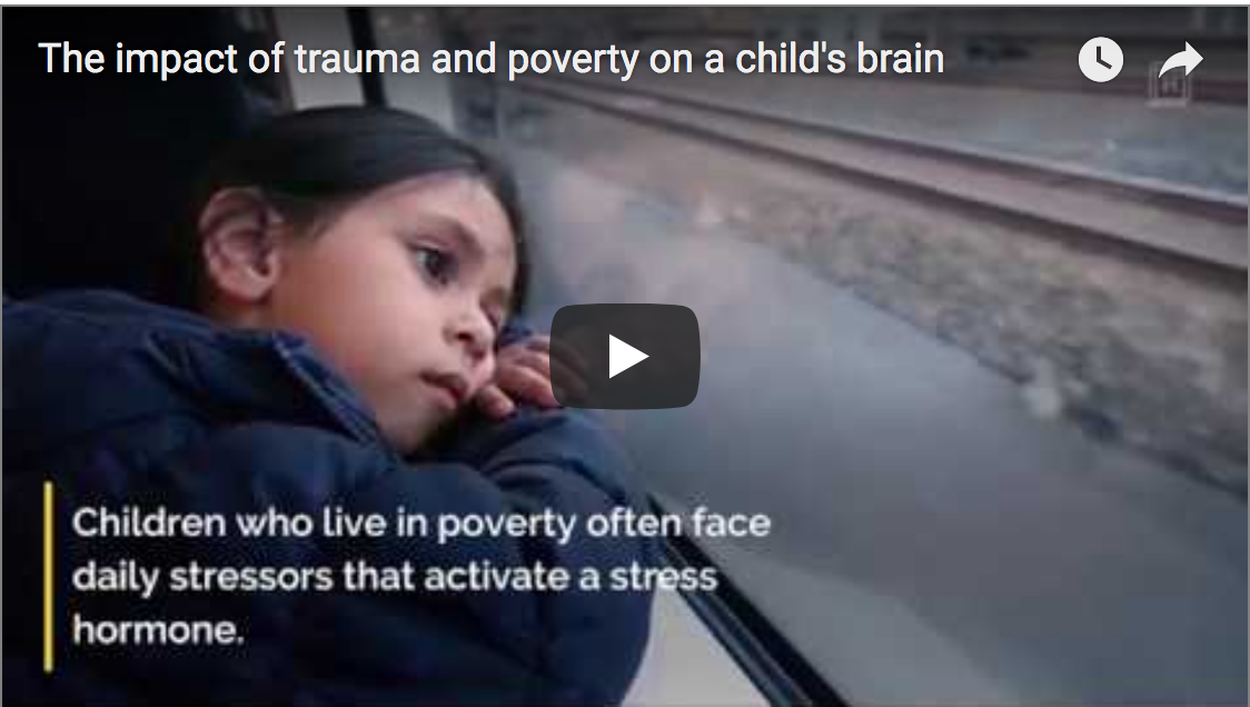 Video On Impact Of Trauma On Learning >> How Trauma And Stress Affect A Child S Brain Development