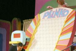 "Las Vegas — A contestant plays Plinko on ""The Price Is Right "" live at Bally's Resort and Casino"