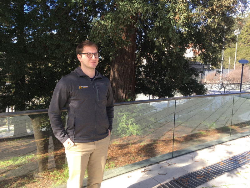 Anthony DiPrinzio, an economics major and senior at UC Berkeley, is deeply involved in a student-run nonprofit club called Blockchain at Berkeley, which, in just a few years, has become a force in the blockchain field.