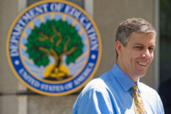 Former Secretary of Education Arne Duncan has a new book How Schools Work: An Inside Account